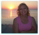 Romance author, Mary J McCoy-Dressel, western romance, contemporary romance
