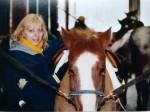 Mary and horses