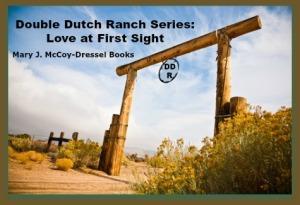 Mary J McCoy-Dressel Books, western romance,