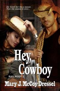 Mary J McCoy-Dressel Books, Bull Rider Series, Western Romance