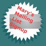 mailing-list-signup