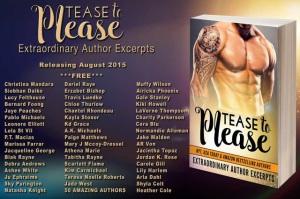Tease+to+Please+Author+List