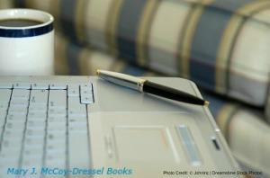 Mary J McCoy-Dressel Books, western romance
