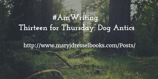 dog antics blog