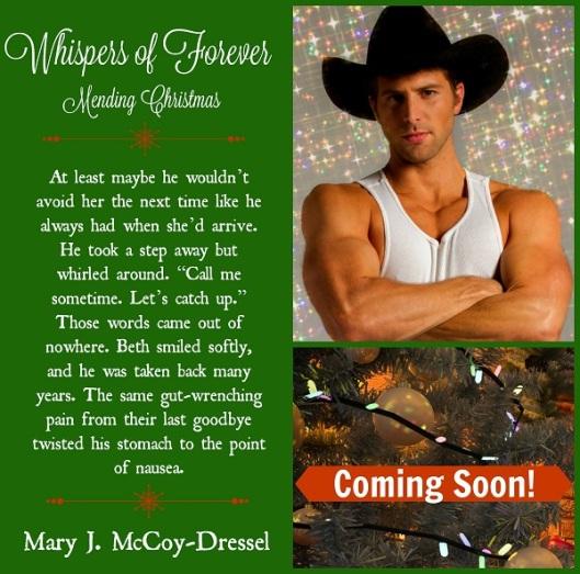 Mary J McCoy-Dressel, western romance, cowboys