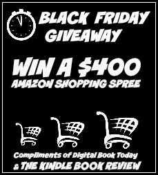 The Kindle Book Review Giveaway