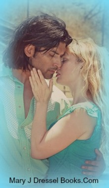 Mary j McCoy-Dressel, western romance, lassoing the last dance