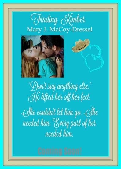 Mary J. McCoy-Dressel, western romance author