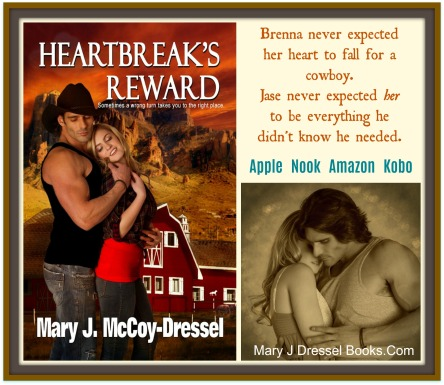 Heartbreak's Reward Book 2 Double Dutch Ranch Series, Mary J McCoy Dressel