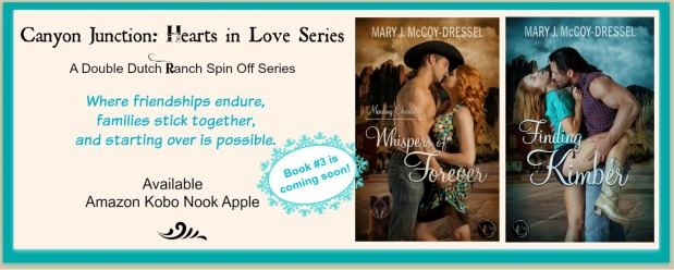 Mary J McCoy-Dressel, Short Snippet Saturday Excerpt No More Lies, Western romance author, Finding Kimber