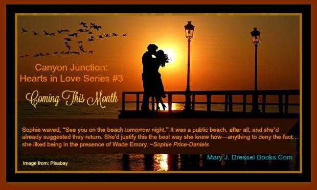 Mary J McCoy-Dressel, Western Romance, Blog Post Cover Reveal Hooked by Sundown
