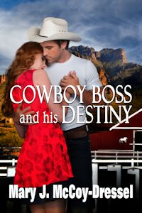 Mary J McCoy-Dressel, western romance, website