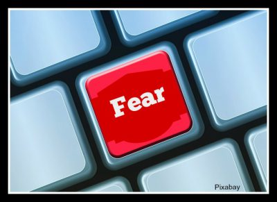 Mary J McCoy-Dressel, blog Post Blog Challenge Fears