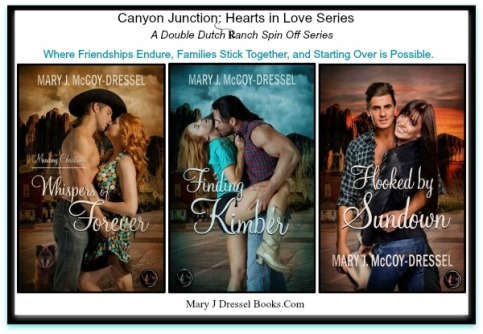 Mary J McCoy-Dressel, western romance Website Blog