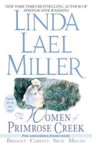Mary J McCoy-Dressel, western romance author, example of Linda Lael Miller's Ombibus to add to my blog post about boxed set covers