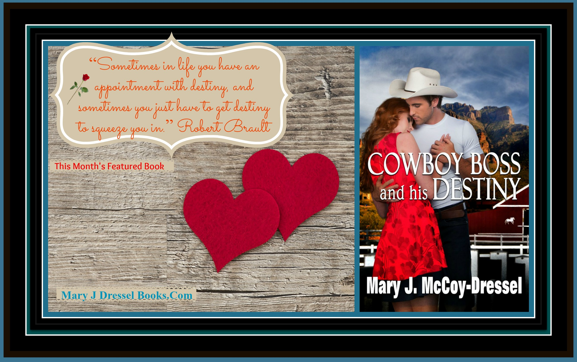 Mary J. McCoy-Dressel Books