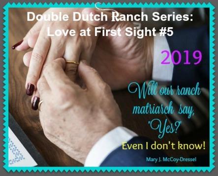 Mary J McCoy-Dressel, couple holding hands, hands clasped, Seasoned Romance blog post
