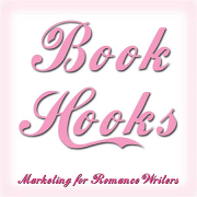 Book Hooks Blog Hop banner used as featured image on Mary J McCoy-Dressel Books Book Hooks Blog Post